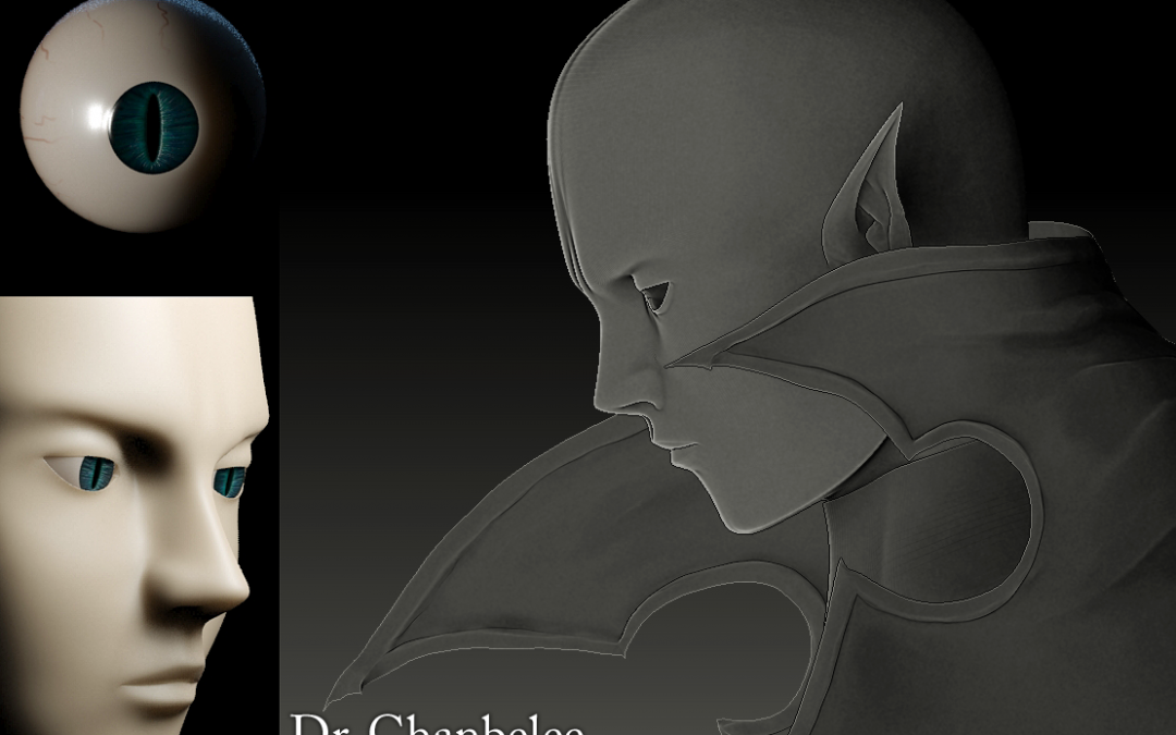Dr.  Chanbelee – WIP 01