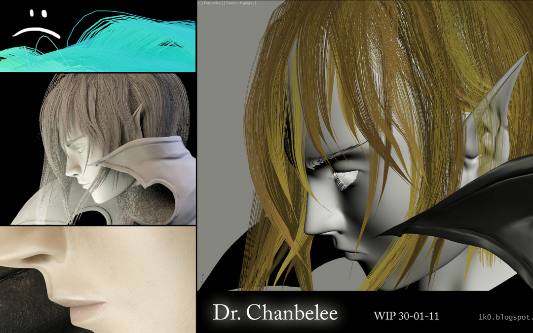 Dr. Chanbelee – WIP 04