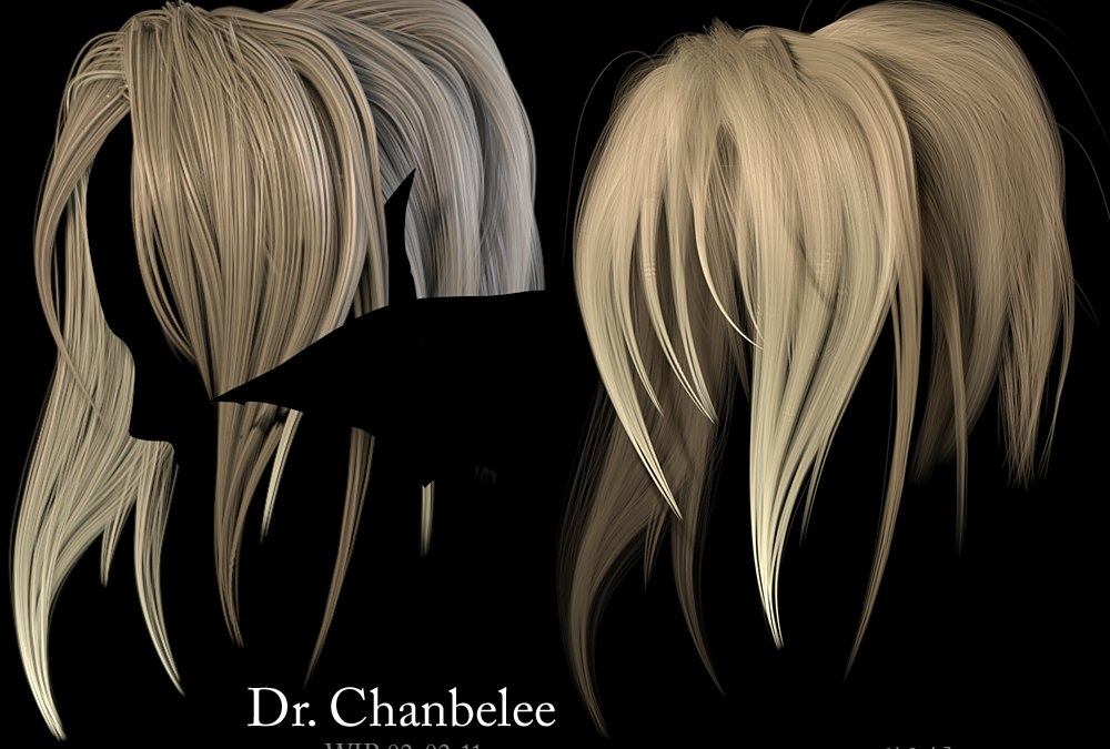 Dr. Chanbelee – WIP 05