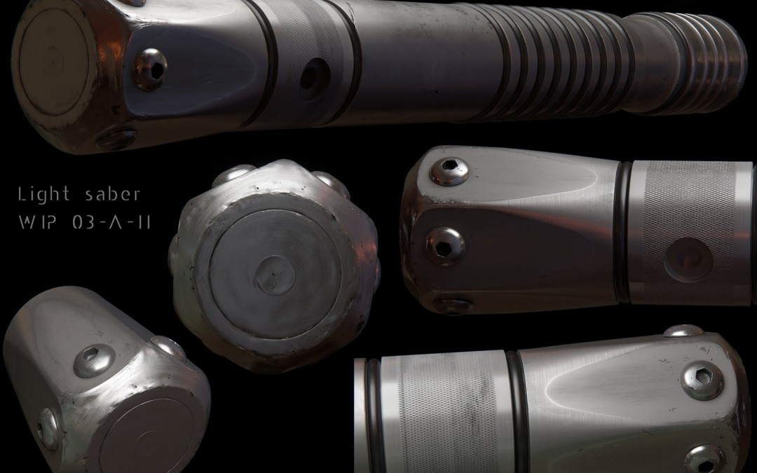 CG Light saber