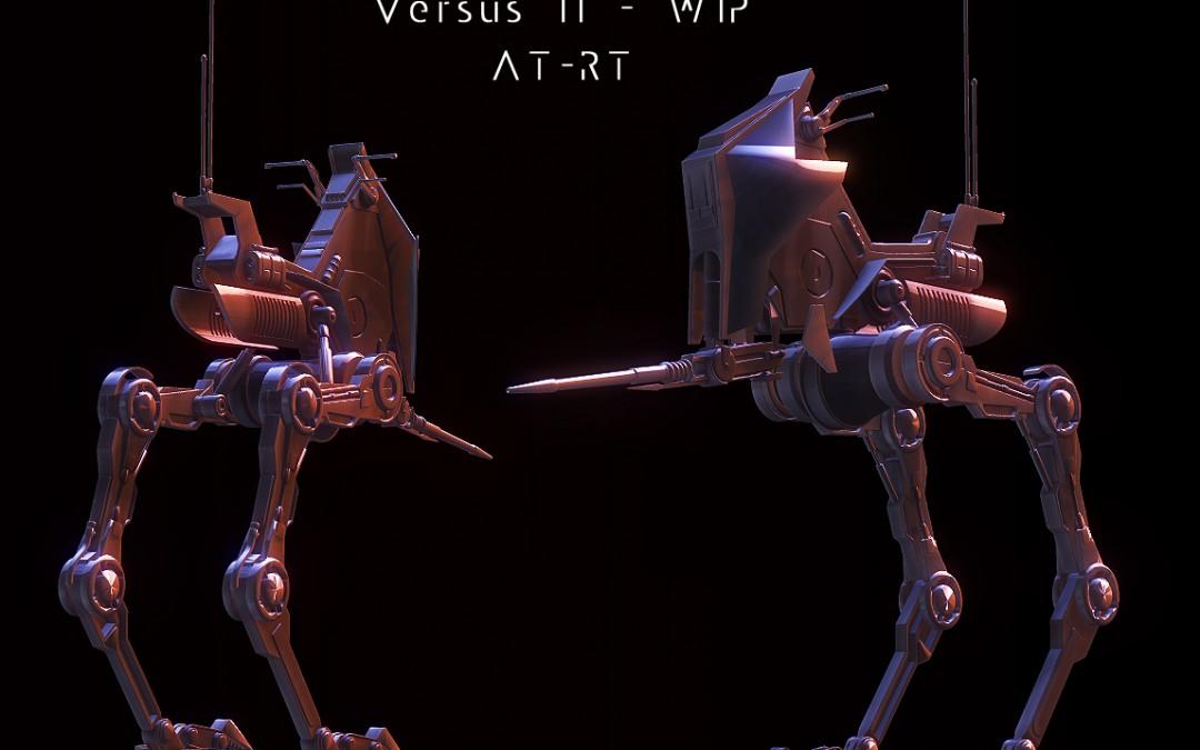 Versus II – WIP