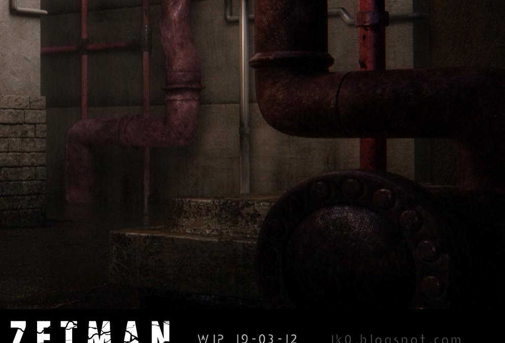 Zetman – WIP – Textures