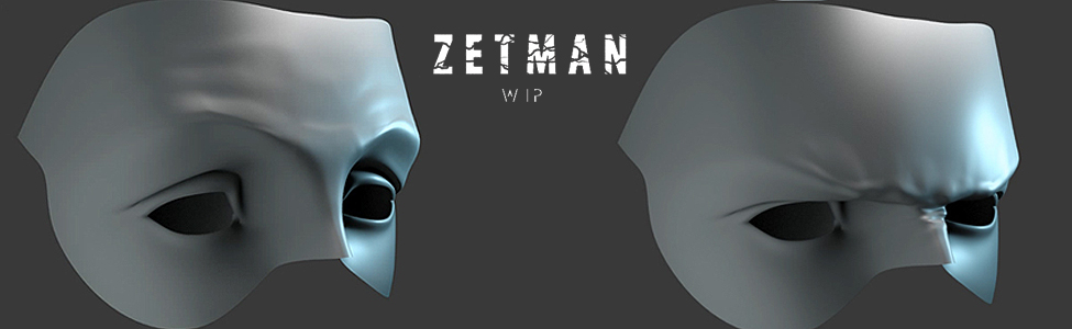 Zetman – WIP animation