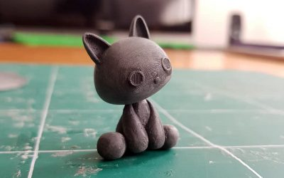 3D Print – 1st month
