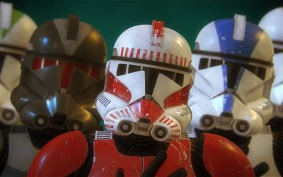 Versus II – Clone trooper