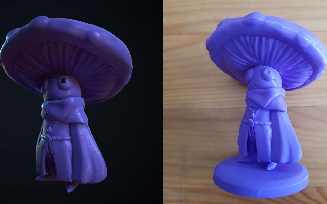 Oni Mushroom
